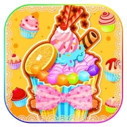 Dessert Shop-Making Ice Cream Game