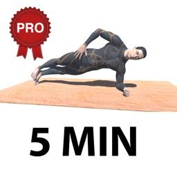 Plank Challenge Workout PRO