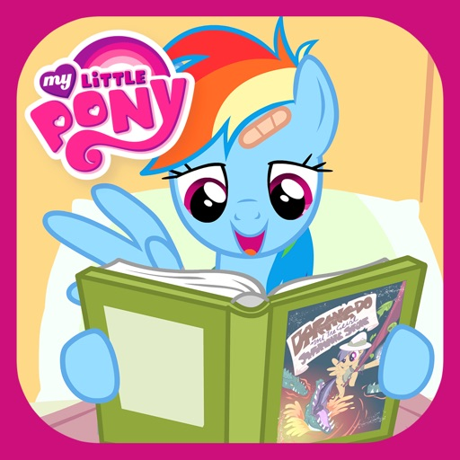 My Little Pony: Read It and Weep