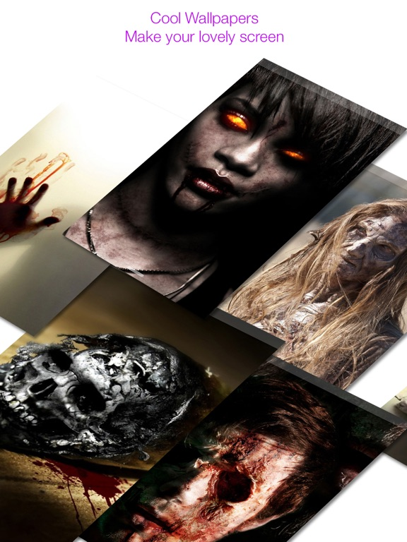 Horror Wallpapers Backgrounds Black Screen Theme App