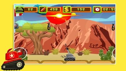 Supper Tank Shooting- War 3 screenshot two