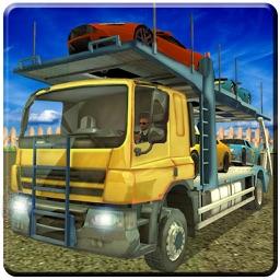 Extreme Truck Driving: Car Transport-er Sim-ulator
