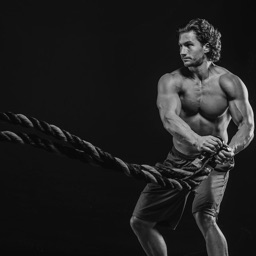 Battle Rope Challenge Workout