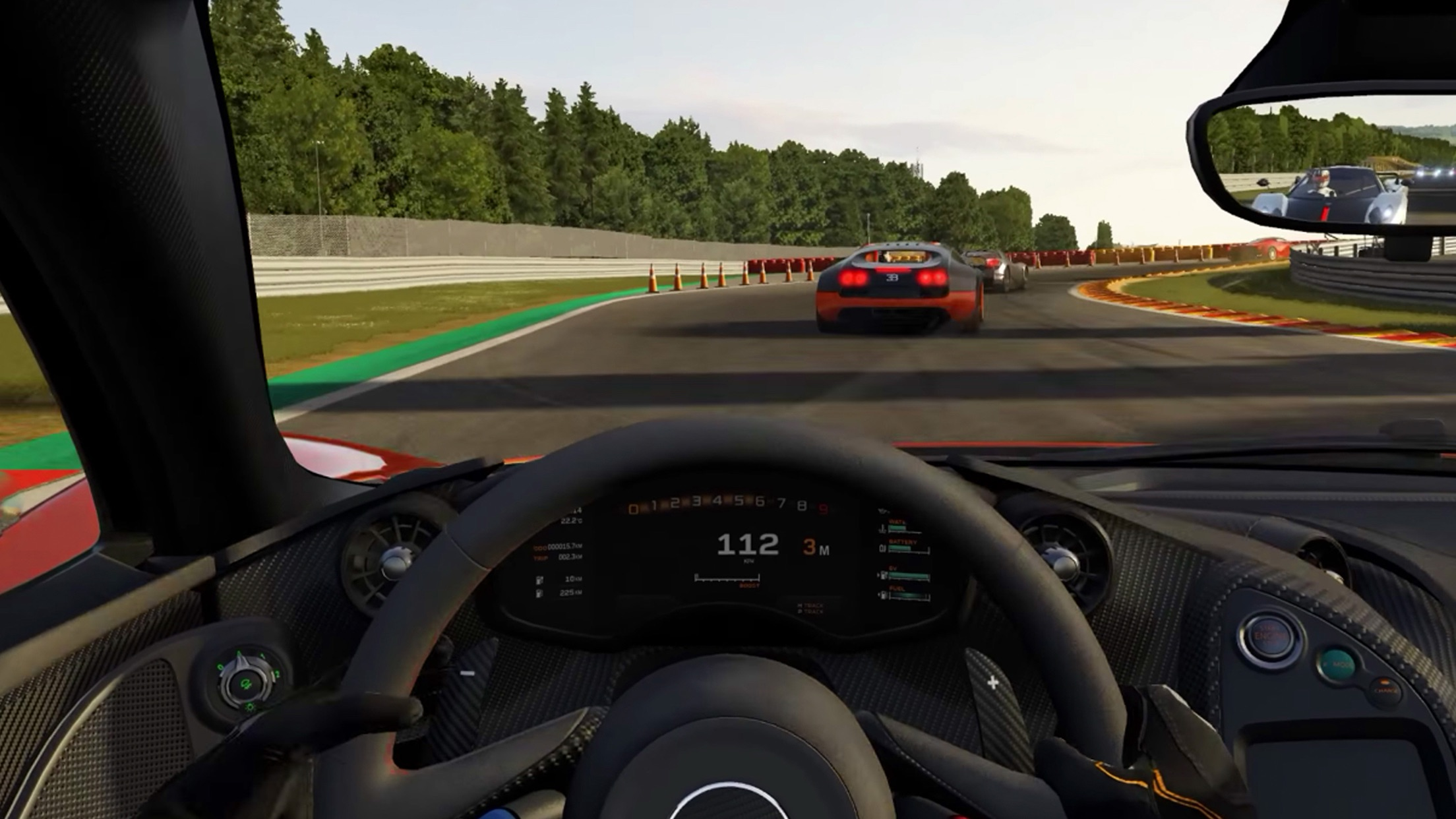 DTM - Experience 2018 Screenshot