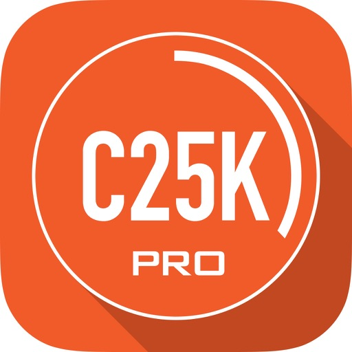 C25K® 5K Trainer Pro (Couch Potato to Running 5K)