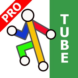 London Tube Pro - Map and Route Planner by Zuti