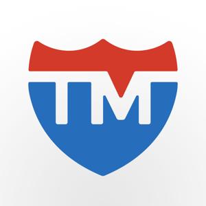 TruckMap - Truck GPS Routes, Maps & Truck Stops Navigation app