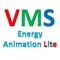 Visual Maths and Science (VMS) - Energy is for learners at school as well as first year physics and engineering students who need to have a better understanding of Energy, Work done by a Force and Power