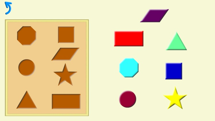 Kids Preschool Puzzles, learn shapes and numbers