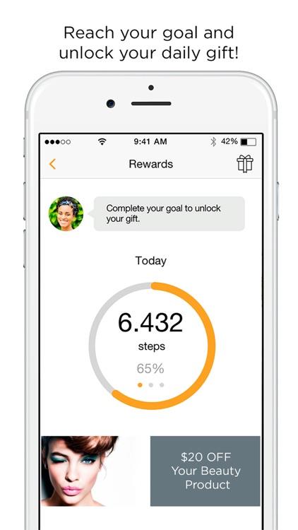 Health Coach BeYou - steps tracker & Wellness app
