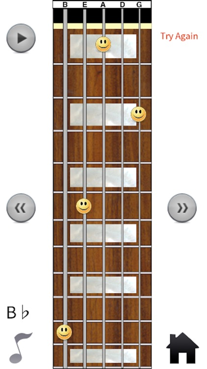 Bass Note Workout screenshot-4