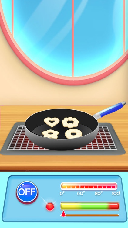 Make Donut Sweet Cooking Game screenshot-3