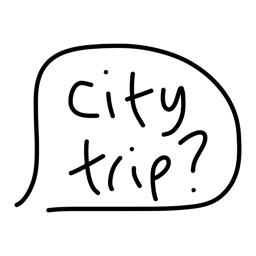 City stickers for iMessage - photo keyboard emoji