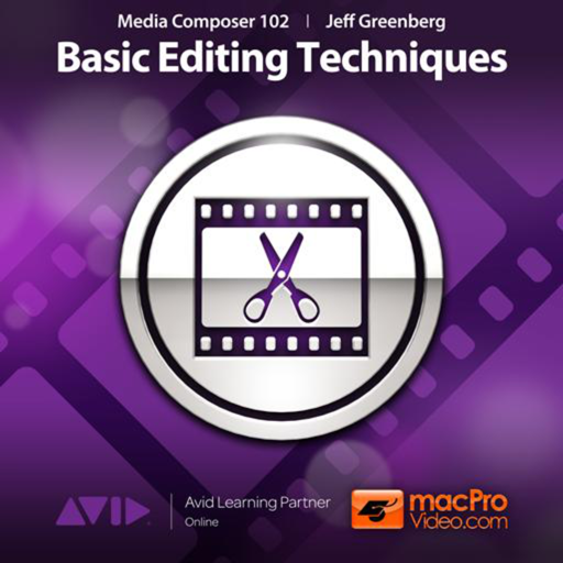 Course For Media Composer - Basic Editing