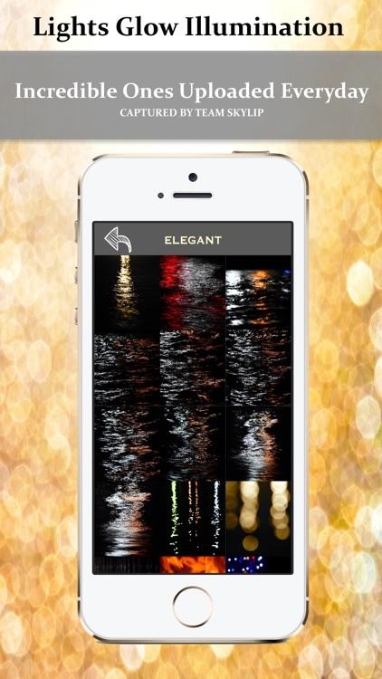 HD Glow Wallpapers Lockscreen Backgrounds Unique