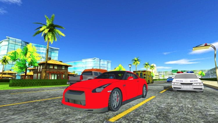 In Car VR Parking 2017 - Miami Edition screenshot-3