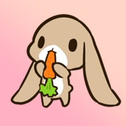 Cute Leveret Stickers