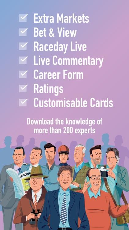 Racing Post - Horse Racing Betting, Cards and Tips screenshot-4
