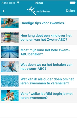 Zwembad De Duikelaar.Zwembad De Duikelaar In De App Store