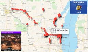 Wisconsin/Milwaukee Traffic Camera Pro