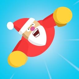 Xmas Ops - Drop Santa down the chimney