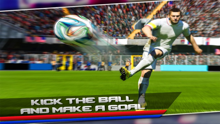 Football - Stars screenshot-1