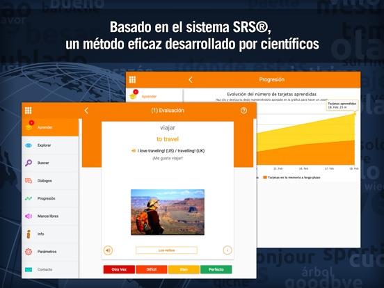 Aprende inglés - MosaLingua Screenshots