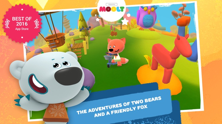 Be-be-bears screenshot-1