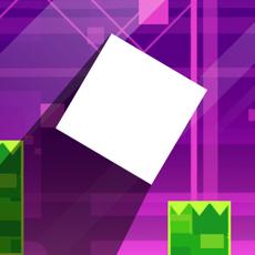 Activities of Ninja Block Jumpy : Geometry Dance Escape Game 2 !