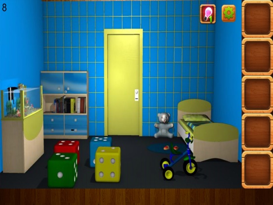 can you escape The Apartment-4 на iPad