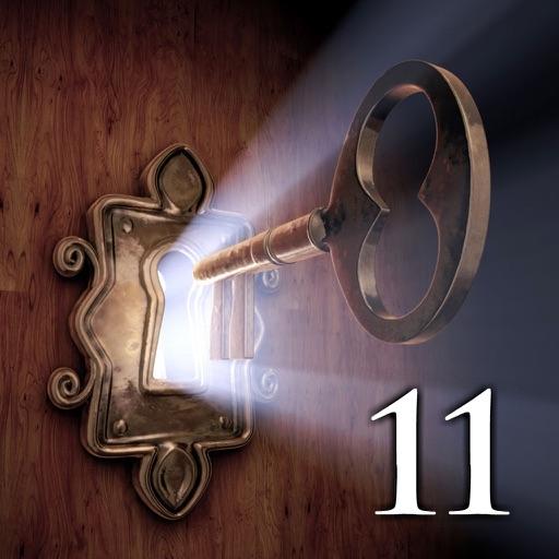 密室逃脫經典系列11:逃出名勝區