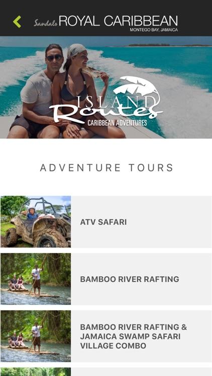 Sandals & Beaches Resorts screenshot-3