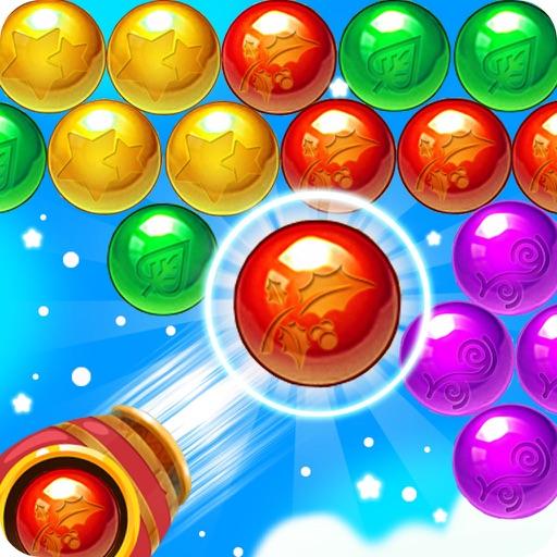 Bubble Pet Puzzle - Amazing Bubble Game app logo