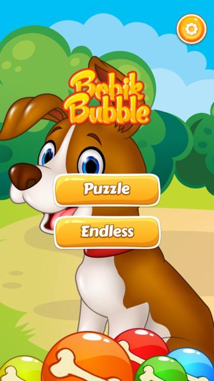 Bobik Bubble - Bubble Shooter screenshot-4
