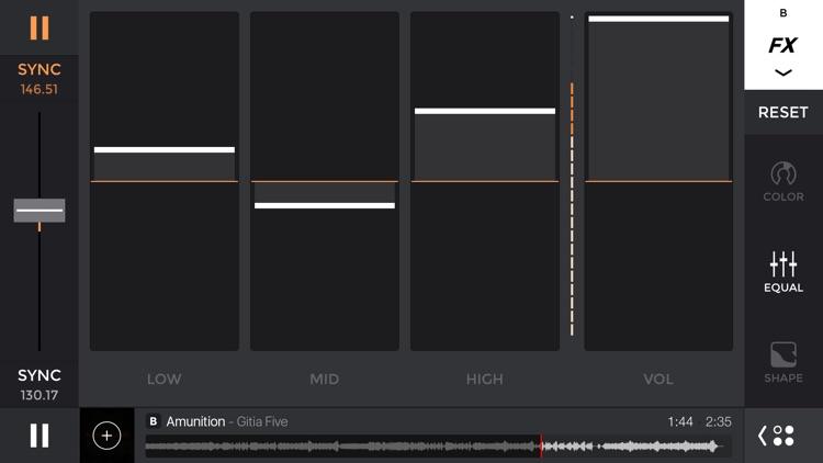 edjing Pro - dj controller screenshot-3