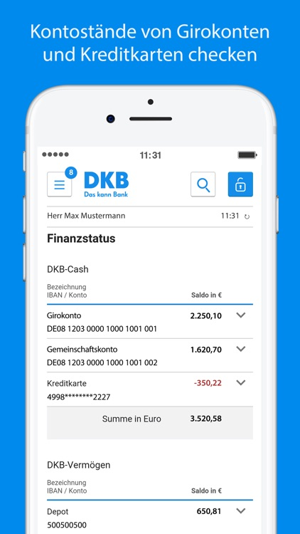 DKB-Banking screenshot-1