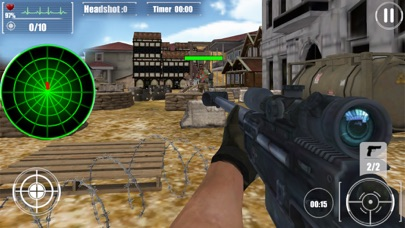 Bullet Army the Battlefield screenshot four