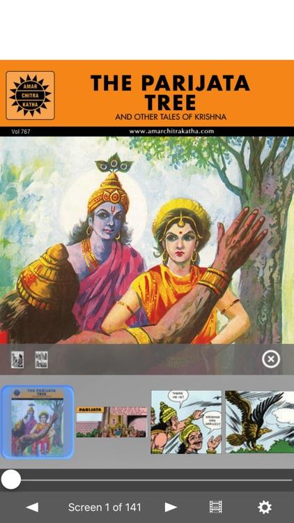 The Parijata Tree and other Tales of Krishna