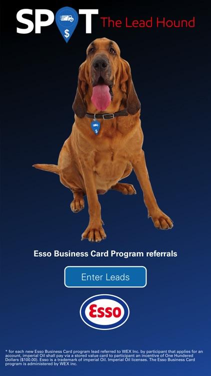 Lead Spot - Esso