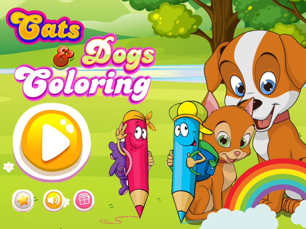 - Pets Coloring Book Kids : Games For Boys & Girls - Online Game