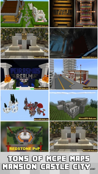 Top 10 Apps like Maps for Minecraft PE (Map Installer) in