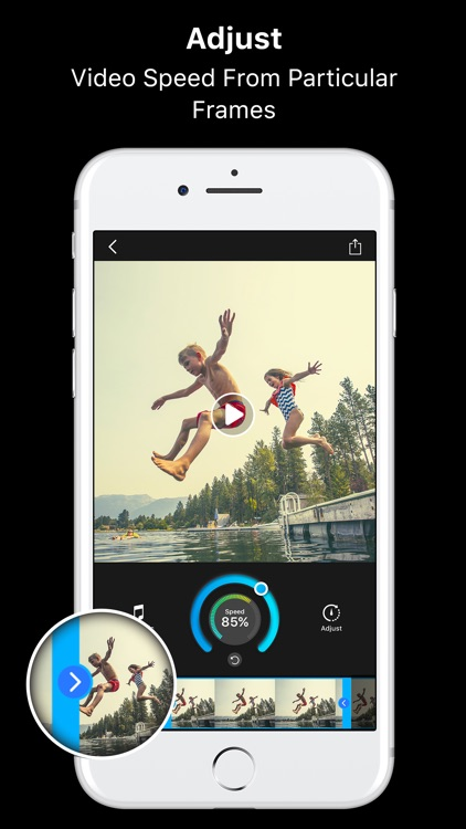 Slo Mo – Slow Motion Video Editor & Camera Effects
