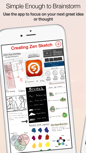 ‎Zen Sketch Screenshot