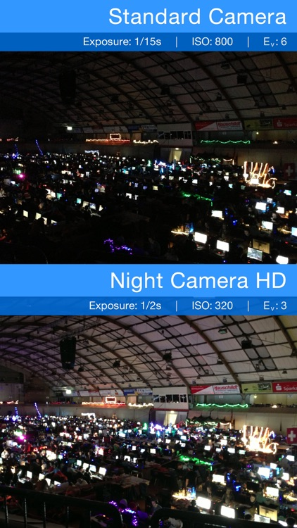 Night Camera HD screenshot-4