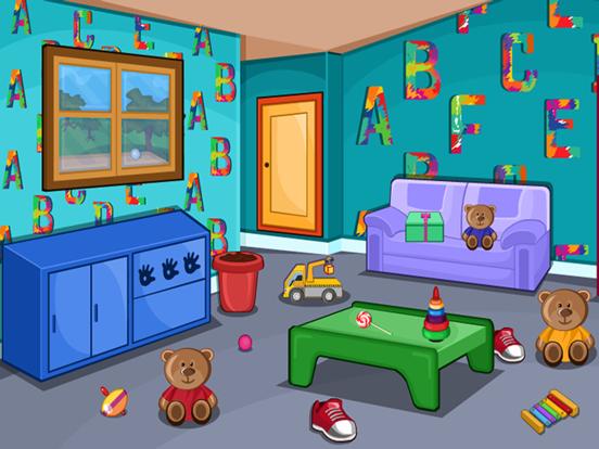 Escape Games-Amusing Kids Room-ipad-4