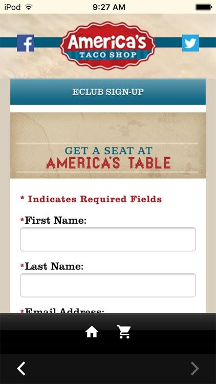 America's Taco Shop screenshot-3