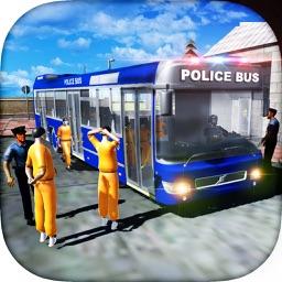 Police Bus - Prisoner Transport 3D