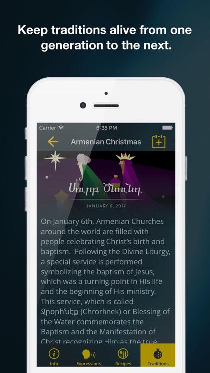 Armenian Holidays & Traditions screenshot-3