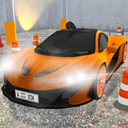 3D Car Parking Simulator - Parking Simulation game