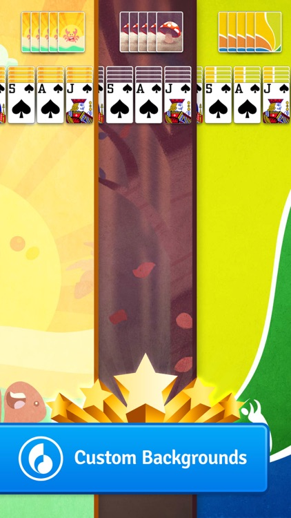 Spider Solitaire by MobilityWare screenshot-1